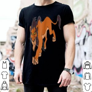 Disney The Lion King Scar Prowling shirt