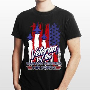Memorial Day With Usa Flag Airplane Fighter shirt