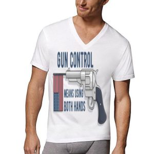 Pro Gun Rights Us Gun Control 2Nd Amendment Trump Support shirt