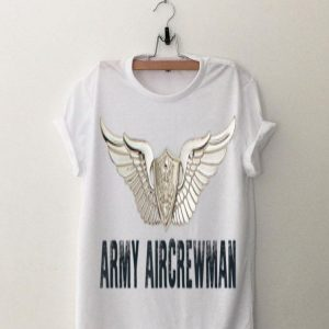 Us Army Aircrewman Adults Teens Kids shirt