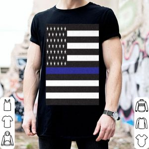 Usa Law Enforcement American Flag shirt
