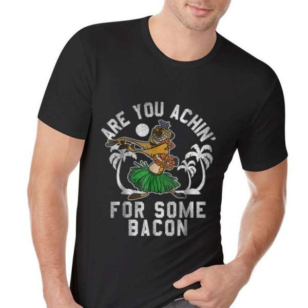 Awesome Disney Lion King Timon Achin' Bacon Are You Achin shirt