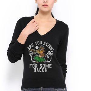 Awesome Disney Lion King Timon Achin' Bacon Are You Achin shirt 2