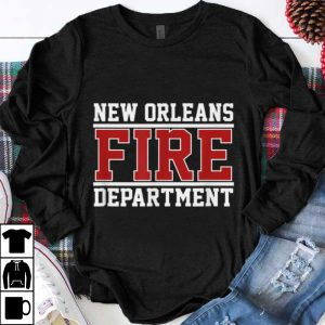 Awesome New Orleans Fire Department shirt