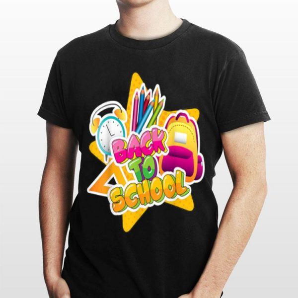 Back To Shool for Kids and Teacher 2 shirt