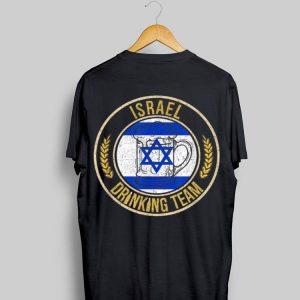 Beer Israel Drinking Team shirt