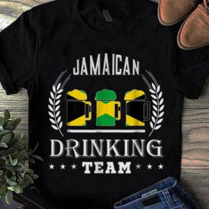 Beer Jamaican Drinking Team sweater