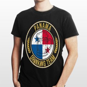 Beer Panama Drinking Team Casual shirt