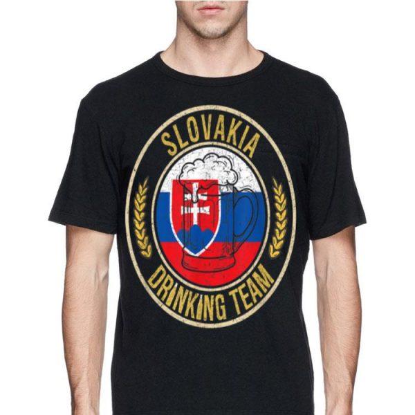 Beer Slovakia Drinking Team Casual shirt