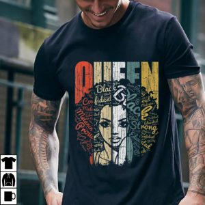 Best price African American Queen Educated Strong Vintage shirt
