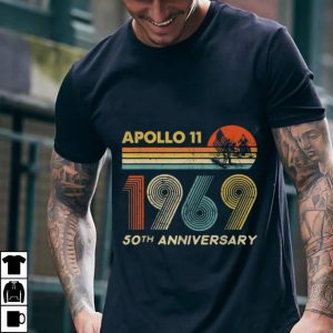 Best price Vintage Apollo 11 50th Anniversary 1969 shirt