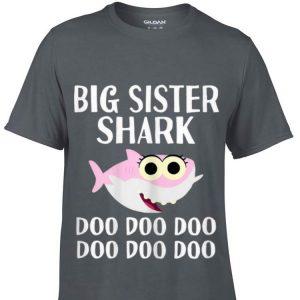 Big Sister Shark Doo Doo hoodie