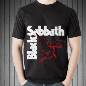 Black Sabbath Demon Sweater 1