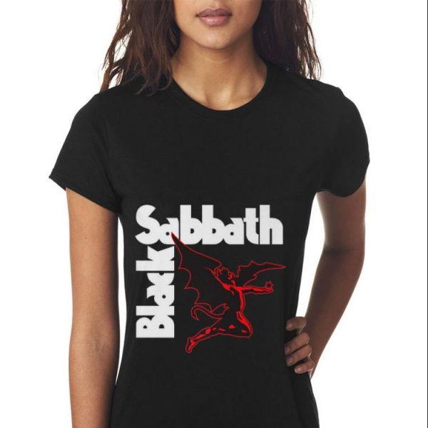 Black Sabbath Demon Sweater