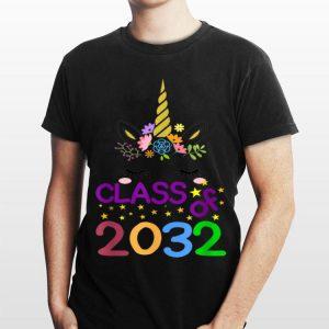 Class of 2032 Kindergarten Future Graduate for shirt