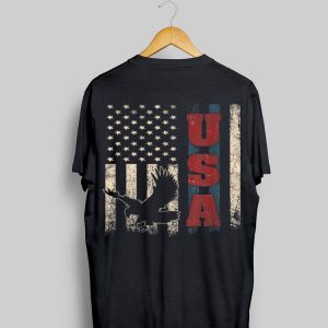 Eagle Usa Patriot American Flag Independence shirt