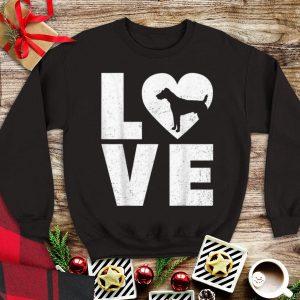 Jagdterrier In Heart Love tank top