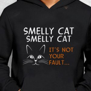 Nice Trend Smelly Cat It's Not Your Fault shirt