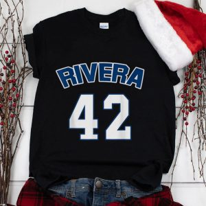 The Best New York Rivera 2019 Hall of Fame Name & Number shirt