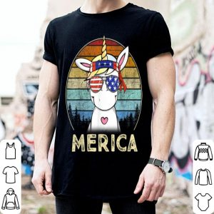 Unicorn 4Th Of July Merica Men Women Usa American shirt