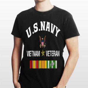 Us Navy Vietnam Veteran shirt