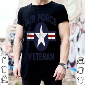 Veteran Us Air Force Original Usaf Logo Tee shirt