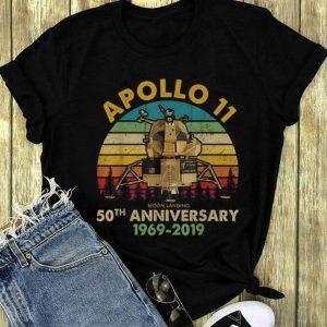 Vintage Apollo 11 Moon Landing 50th Anniversary long sleeve