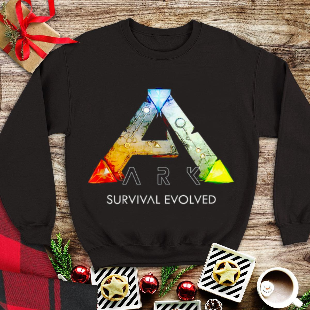 Awesome Ark Survial Evolved Logo shirt 1 - Awesome Ark Survial Evolved Logo shirt