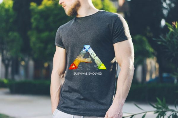 Awesome Ark Survial Evolved Logo shirt