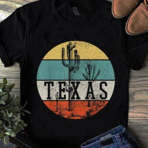 Awesome Texas Country State Retro Vintage shirt