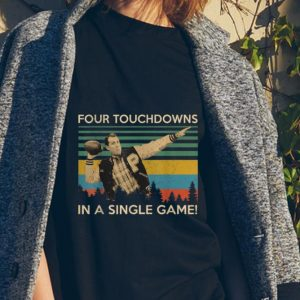 Four Touchdowns In A Single Game Al Bundy Vintage sweater