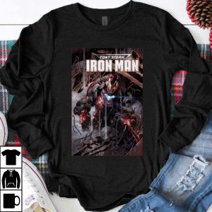 Funny Marvel Iron Man Tony Stark Comic shirt