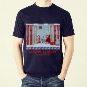 Funny Netflix Stranger Things Scoops Ahoy Ice Cream Parlor shirt 1