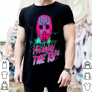 Hot Friday 13th Funny Halloween Horror Graphic shirt