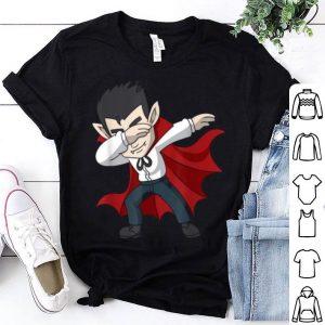 Hot Halloween Dabbing Vampire Dab Dance Boys Kids Youth Men shirt