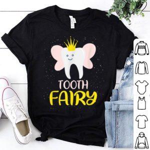 Original Cute Tooth Fairy Dental Halloween For Women Kids shirt