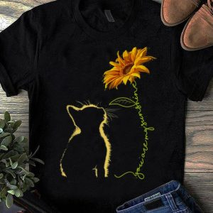 Top Cat You Are My Sunshine Sunflower shirt