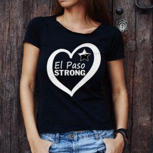 Top El Paso Strong Star Heart shirt 2