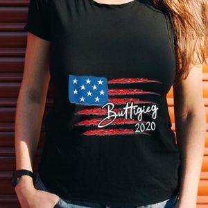 Wonder Pete Buttigieg 2020 President American Flag shirt