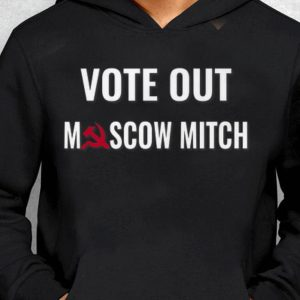 Mens Moscow Mitch Vote Him Out And Lock Him Up shirt