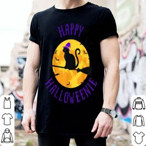 Original Happy Halloweenie Cat Halloween Costumes Gift shirt