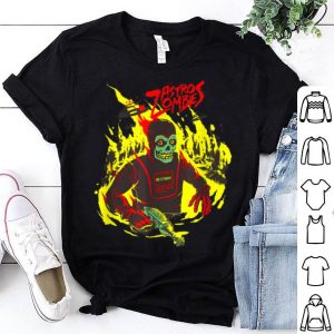 Premium Halloween Astro Zombies Monster Sci-fi Gift Skate shirt