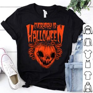 Top Everyday Is Halloween Horror Halloween Pumpkin shirt