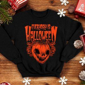 Top Everyday Is Halloween Horror Halloween Pumpkin shirt