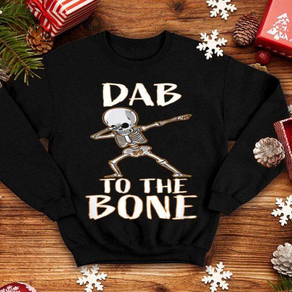Top Halloween - Dabbing Skeleton - Dab To The Bone shirt