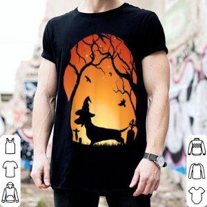 Funny Halloweenie Halloween Dachshund Wiener Dog Gifts shirt
