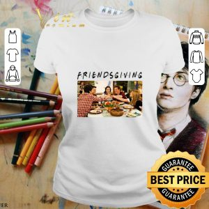 Hot Friendsgiving Friends Thanksgiving shirt