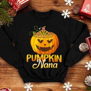 Hot Pumpkin Nana Funny Halloween Costume Gift shirt