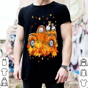 Nice Jack Russell Pumpkin Truck Halloween Thanksgiving Gift shirt