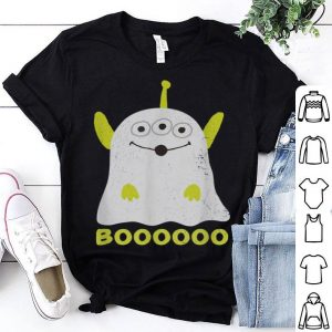 Original Disney Pixar Toy Story Alien BOOO Ghost Halloween shirt